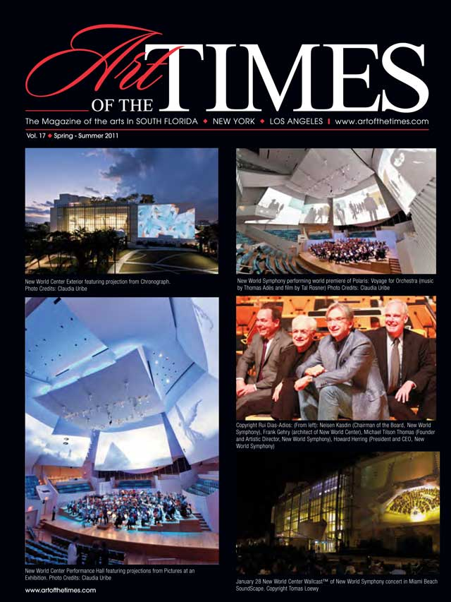 Art Of The Times -  Spring  Summer 2011