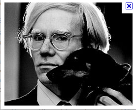 The McNay Art Museum Announces Forthcoming Exhibition ANDY WARHOL: FAME AND MISFORTUNE