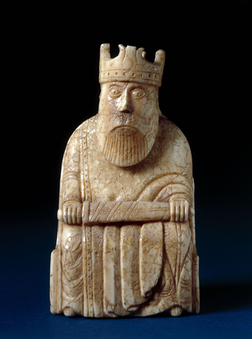 "The Chessmen Have Landed ""The Game of Kings: Medieval Ivory Chessmen from the Isle of Lewis"" is luring crowds to New York's beloved Cloisters"