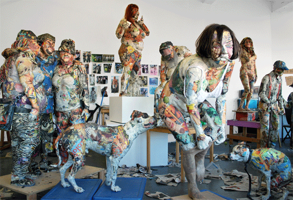 Mike Weiss Gallery Will Kurtz Extra F***ing Ordinary
