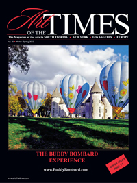 Art of the Times Winter-Spring 2012 Issue