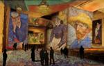 Gauguin and Van Gogh_Carrières de Lumières'Carrie`res du Val d'Enfer', renamed 'Carrie`res de Lumie`res', are restarting on 30 March 2012-October
