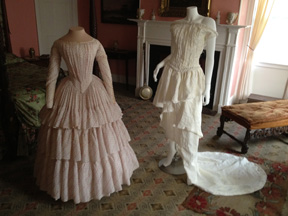 "A Passion for Fashion: New Hampshire's ""Strawbery Banke"" open-air museum hosts a benefit celebrating centuries of American style"