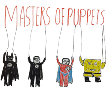 Masters of Puppets: The work of the artists of Brooklyn's  L.A.N.D. Studio and Gallery is on view this summer at the Museum of Modern Art.