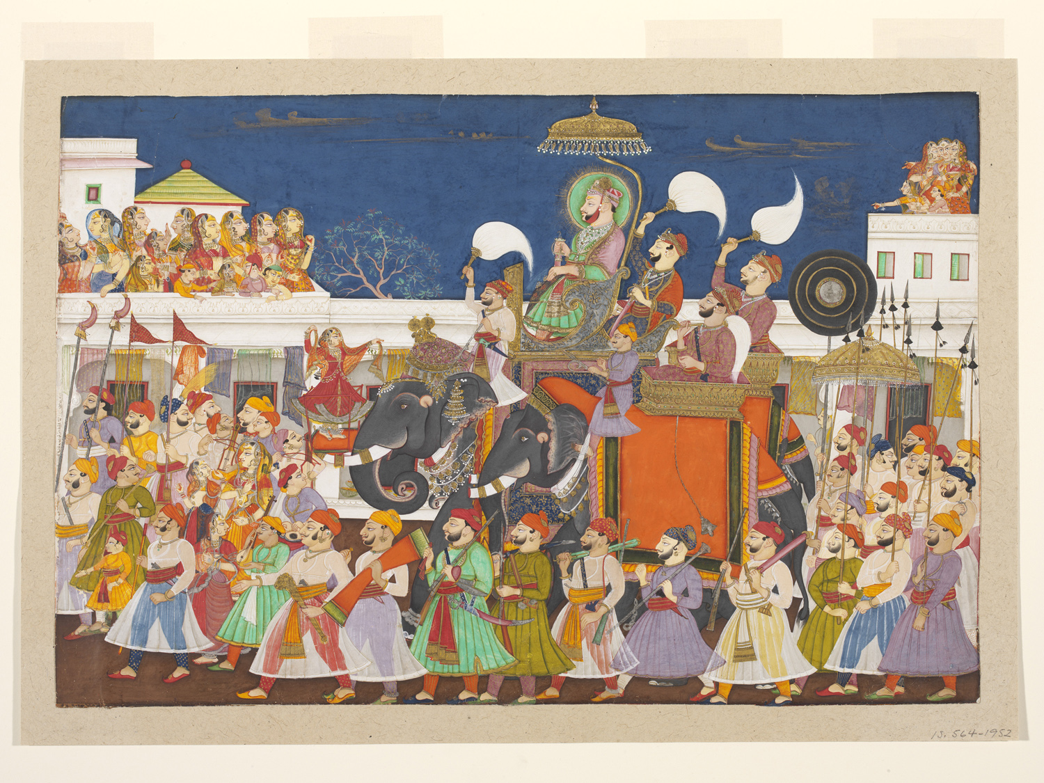 MAHARAJA: THE SPLENDOR OF INDIA'S ROYAL COURTS at The Field Museum in Chicago by Adrienne Garnett