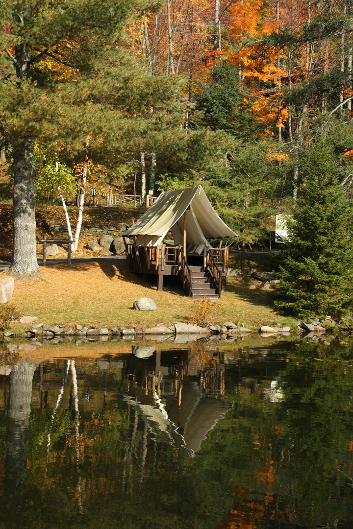 Northern  Exposure The Adirondack Museum is a treasure-trove of the buildings, art and artifacts of a remote and beautiful region. by Sally Svenson