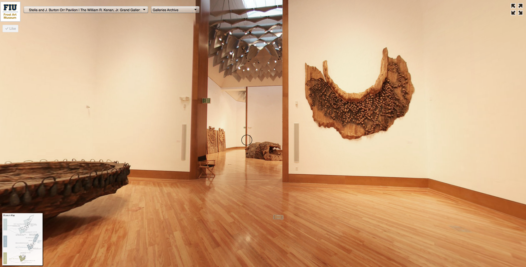 The Patricia & Phillip Frost Art Museum Launches Virtual Museum