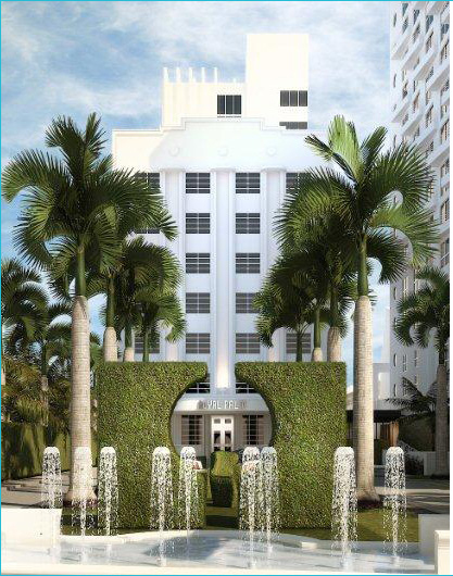 "THE JAMES ROYAL PALM DEBUTS FIRST-EVER  ""CULTURAL COLLECTION"" MARQUEE PARTNERSHIPS ALLOW SOUTH BEACH'S NEWEST HOTEL TO DOUBLE AS A SOPHISTICATED CULTURAL HUB"