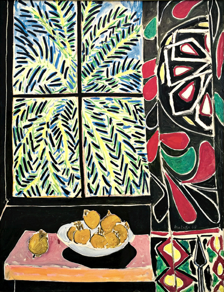 Matisse:  In Search of True Painting— An Exploration of Matisse's Painting Process  at the Metropolitan Museum of Art in New York by Adrienne Garnett