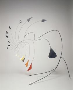 Alexander Calder Exhibit in Düsseldorf