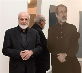 LUHRING AUGUSTINE, 531 W. 24th street, NYC is pleased to announce that Michelangelo Pistoletto receives Praemium Imperiale Award
