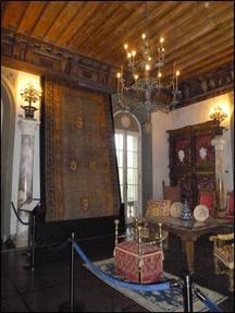 Vizcaya Museum and Gardens Conserves Rare Admiral Carpet