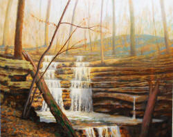 Sewanee: The University of the South Presents Exhibition of Cumberland Plateau Paintings