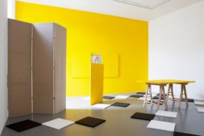 "CLAUDE RUTAULT ""ACTUALITÉS DE LA PEINTURE."" Galerie Perrotin, Paris / 12 September – 9 November 2013"