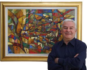 KPMG Welcomes Art Lovers to View Original Paintings by Vartan Tashdjian