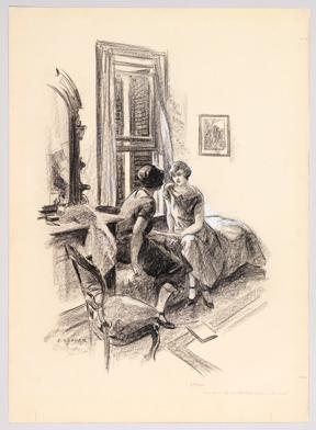 """The Unknown Hopper: Edward Hopper as Illustrator"" at The Norman Rockwell Museum in Stockbridge, Massachusetts from June 7 through October 26."