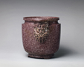 Metropolitan Museum Acquires Rare, Early Roman Porphyry Vessel
