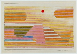 """New Paul Klee and Max Slevogt Exhibit  """"To Egypt!"""" in Duesseldorf"""