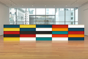 Donald Judd Retrospective at MoMA