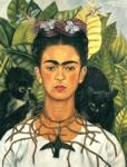 """The blockbuster exhibit at the New York Botanical Garden, """"Frida Kahlo: Art, Garden, Life"""" celebrates the arts, crafts and culture of her native Mexico—and the glory of her garden."""
