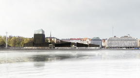 Guggenheim announces: DESIGN BY PARIS FIRM MOREAU KUSUNOKI ARCHITECTES WINS HISTORIC INTERNATIONAL COMPETITION FOR PROPOSED GUGGENHEIM HELSINKI M– USEUM
