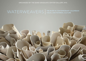 """Waterweavers: The River in Contemporary Colombian Visual and Material Culture"" opening reception June 24 – Sept 27, 2015"