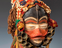 Museum of Art – DeLand presents West African Tribal Art: Sculptures, Textiles & Artifacts Fred Staloff's Visual Poetry