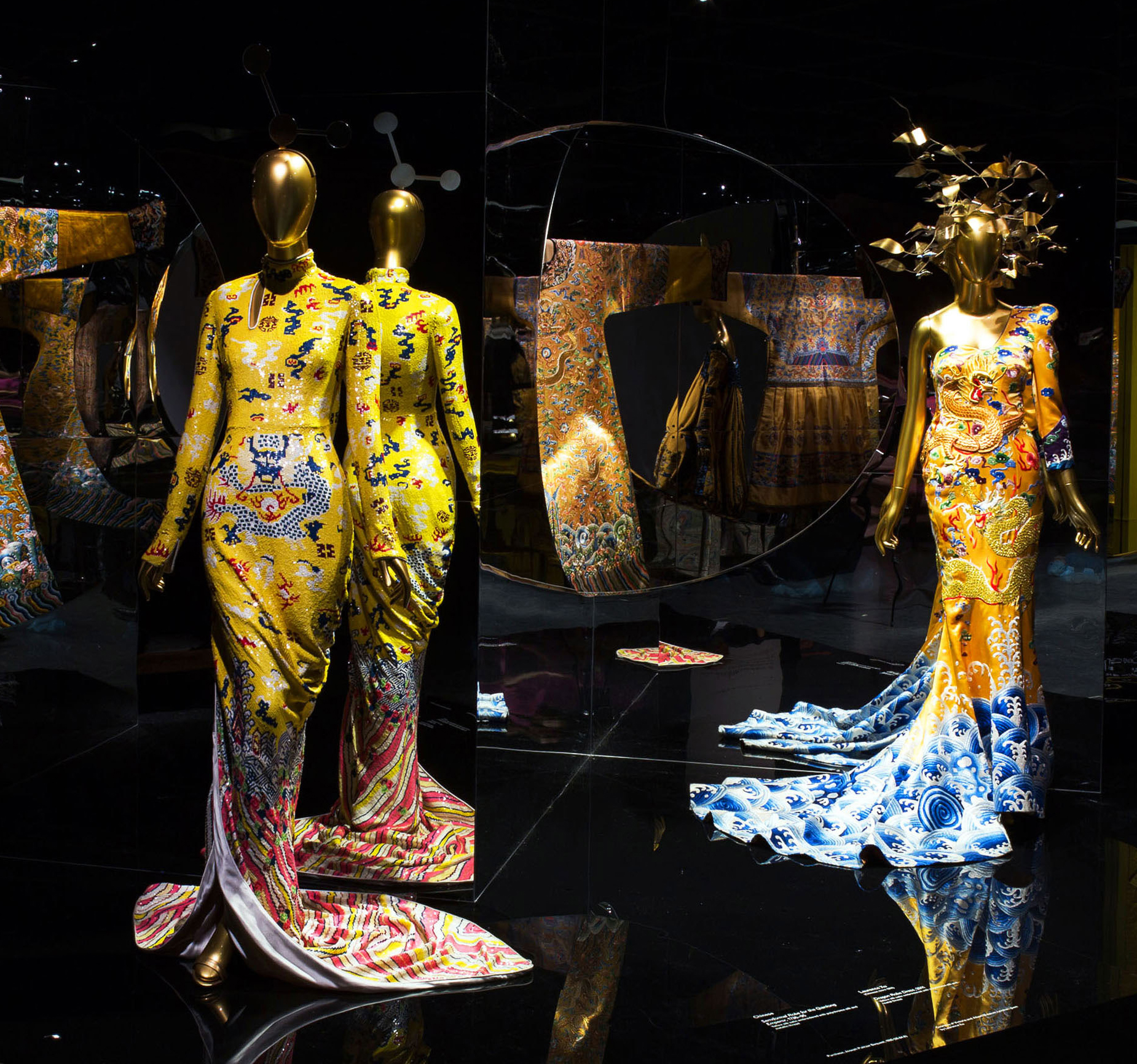 China: Through the Looking Glass Exhibition Extended through September 7 at the Metropolitan Museum of Art in NYC
