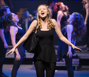 Kravis Center is holding The Broadway Artists Intensive  workshops for 60 local students hoping to make it big on Broadway.