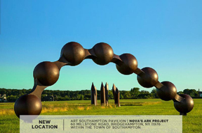 Art Southampton to take place on the world renowned grounds of Nova's Ark Project | July 9 – 13, 2015
