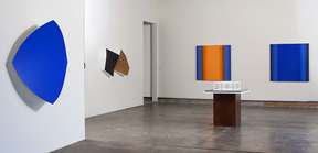 Scott White Contemporary is pleased to announce our summer exhibition Minimalist Abstraction