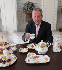 From Tea to Table: The Art of Entertaining at the Gallery of Amazing Things Thursday September 24, 2015