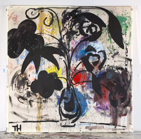 Mike Weiss Gallery is pleased to present Heavy Painting, the third solo exhibition by Thrush Holmes with the gallery. Sept 10-Oct 17, 2015