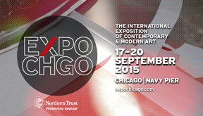 EXPO CHICAGO Full /Dialogues and special exhibitions program September 17–20, 2015  Navy Pier 600 East Grand Avenue Chicago, IL 60611