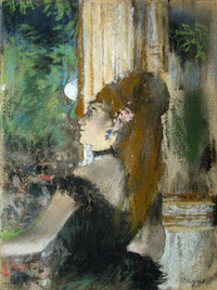 THE M– USEUM OF MODERN ART ANNOUNCES EDGAR DEGAS: A STRANGE NEW BEAUTY, AN EXPLORATION OF THE ARTIST'S RARELY SEEN MONOTYPES AND THEIR ESSENTIAL ROLE IN HIS WORK  March 26 through July 24, 2016