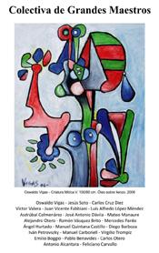 Galeria Medicci presents Exposición Colectiva de Grandes Maestros 2015