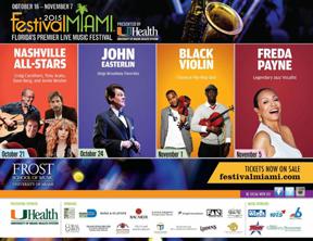 Festival Miami  October 16 – November 7
