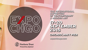 EXPO CHICAGO announces the full program for EXPO VIDEO, IN/SITU and EXPO Projects, taking place at Navy Pier during the fourth annual exposition, September 17–20, 2015.