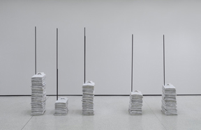 Doris Salcedo Retrospective June 26–October 12, 2015