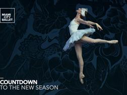 Miami City Ballet celebrates it's 30th Anniversary season