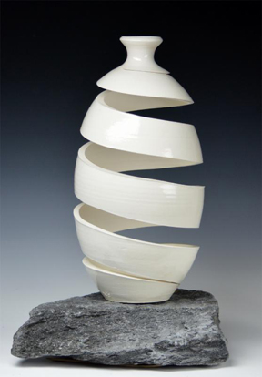 Introducing Six Cutting-Edge Artists Whose Works Are Not to Be Missed  at the New York Ceramics & Glass Fair. Jan 20-24