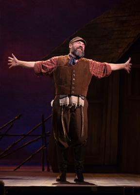 Fiddler is Back on Broadway!