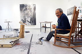 Hauser & Wirth Announces Worldwide Representation of American Painter Jack Whitten