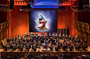Fantasia ©José Padilla. All Rights Reserved. Disney Fantasia, live in concert, licensed by Disney Music Publishing and Buena Vista Concerts, a division of ABC Inc.