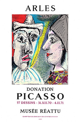 Picasso at the Louvre