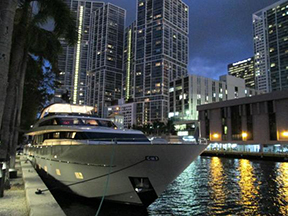 MIAMI RIVER ART FAIR 2016 RETURNS to Downtown-Brickell Miami Convention Center  James L. Knight International Center December 1- 4, 2016