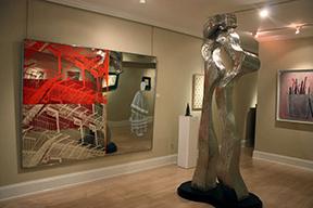 MARK BORGHI  FINE ART presents STANLEY CASSELMAN