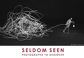 """Holden Luntz Gallery presents the group exhibition, """"Seldom Seen: Photographs to Discover"""" featuring the work of ten photographers including John Dugdale, Gilbert Garcin, and Jo Whaley. The exhibition will open on Saturday, August 6th and will continue through Saturday, October 1st."""