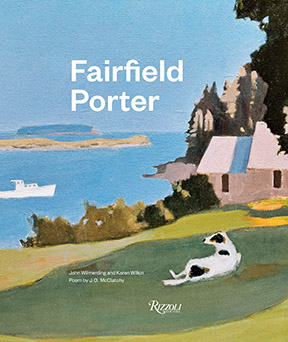 Fairfield Porter—A Beautiful New Book