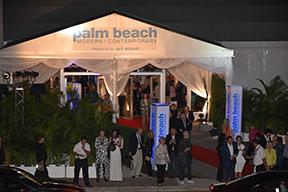 The inaugural edition of Palm Beach Modern + Contemporary Runs T through Sunday Jan. 15th, 2017